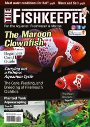 The Fishkeeper issue March/April 2018
