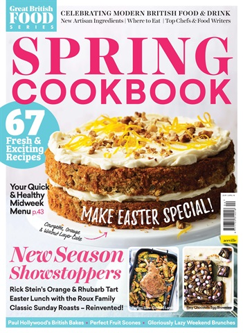 Great British Food issue Apr-18