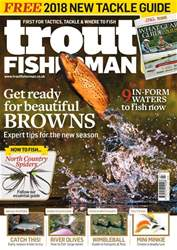 Trout Fisherman issue Issue 507