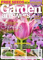 Garden Answers issue April 2018