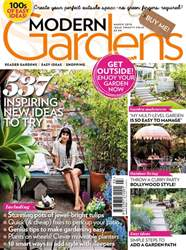 Modern Gardens issue March 2018