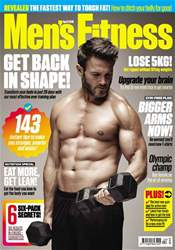 Men's Fitness issue April 2018