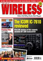 Practical Wireless issue April 2018