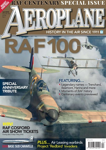 Aeroplane issue   April 2018