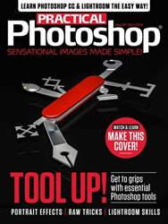 Practical Photoshop issue March 2018