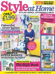 Style at Home issue April 2018