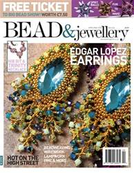 Bead Magazine issue April/May 2018