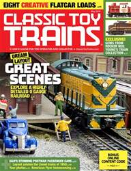 Classic Toy Trains issue May 2018