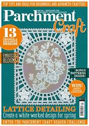Parchment Craft issue April 2018