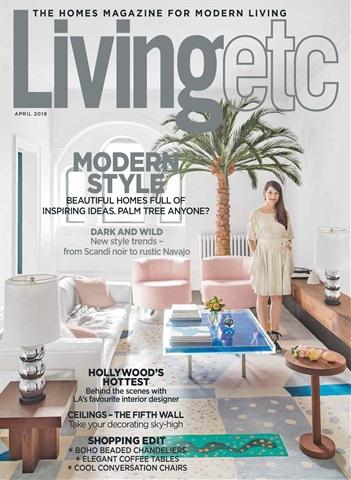 Living Etc issue April 2018