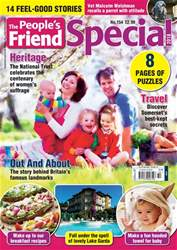 The People's Friend Special issue No.154