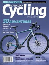 Canadian Cycling Magazine issue Volume 9 Issue 2