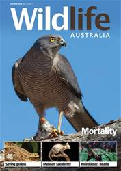 Wildlife Australia issue Wildlife Australia Magazine Autumn 2018