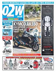 O2W - April 2018 issue O2W - April 2018