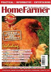 Home Farmer Magazine issue April 2018