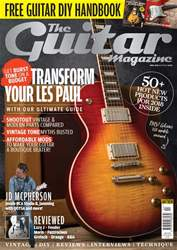 The Guitar Magazine issue Apr-18