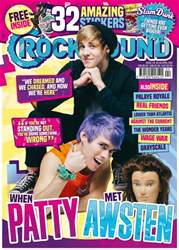 Rock Sound Magazine issue Patty Walters + Awsten Knight - 237
