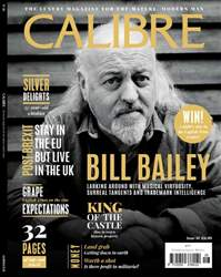 CALIBRE Magazine Cover
