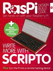 RasPi issue Issue 44