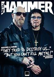 Metal Hammer issue April 2018