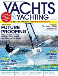 Yachts & Yachting issue April 2018