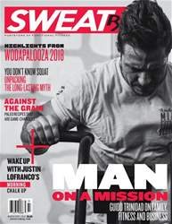 Sweat RX issue Mar/Apr 2018