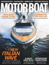 Motorboat & Yachting issue April 2018