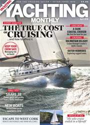 Yachting Monthly issue April 2018