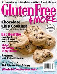 Gluten Free & More issue April/May 2018