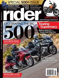 Rider Magazine issue May 2018