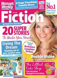 Womans Weekly Fiction Special issue April 2018