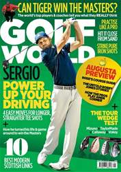Golf World issue May 2018