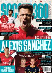 Soccer 360 issue March / April 2018 Issue 74