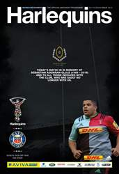 Harlequins issue Harlequins V Bath · Match 14