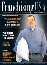 Franchising USA issue March 2018