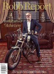 Robb Report Australia issue Robb Report Australia and New Zealand, Volume 2, Number 2, March/April 2018