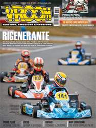 Vroom Italia issue n. 343 Marzo 2018