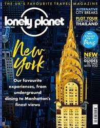 Lonely Planet Traveller (UK) issue April 2018