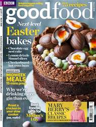 BBC Good Food issue March 2018