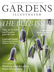 Gardens Illustrated issue March 2018
