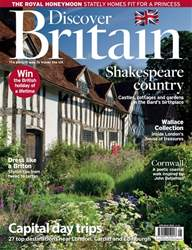 Discover Britain issue April/May 2018