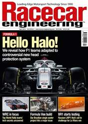 Racecar Engineering issue Apr-18