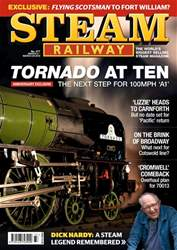 Steam Railway issue Issue 477