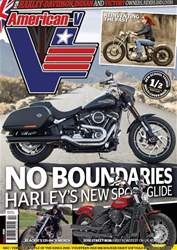 American-V issue Issue 90 - March April 2018