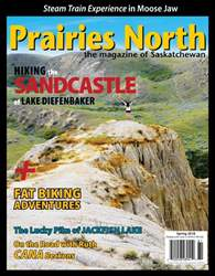 Prairies North Magazine issue Spring 2018