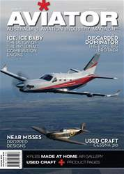 Aviator issue March 2018
