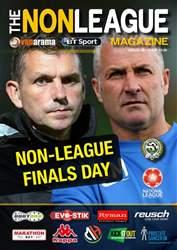 TheNonLeague Magazine Magazine Cover