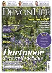 Devon Life issue Apr-18