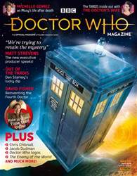 Doctor Who Magazine issue 523