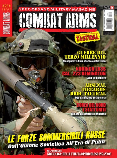 COMBAT ARMS Digital Issue